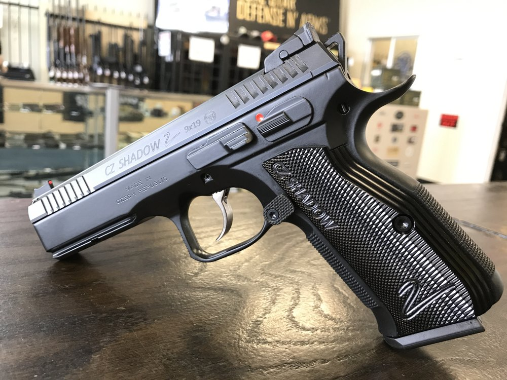 CZ Shadow 2 - East European craftsmanship at its best! - Yelp