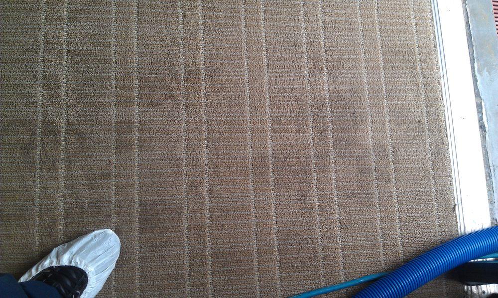 Servicios de limpieza de alfombras R & R