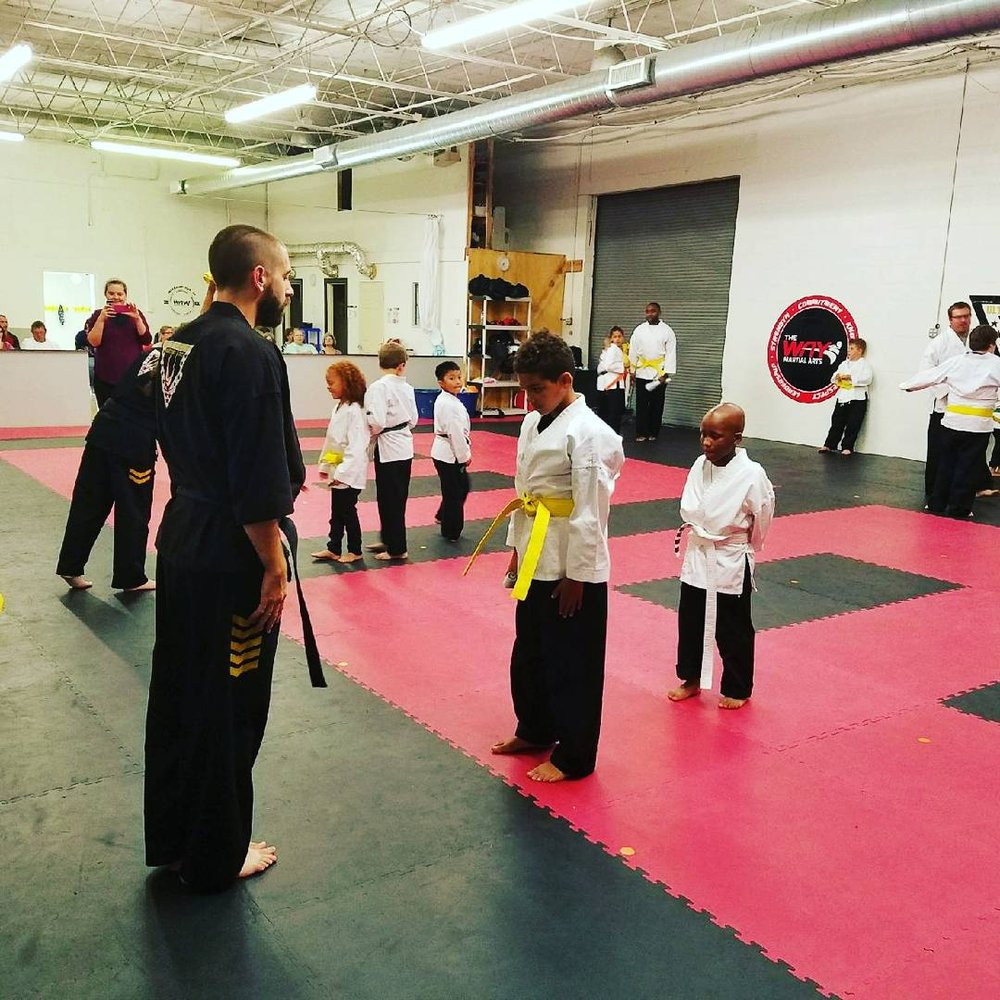 The Way Martial Arts: 1735 Country Club Rd, Indianapolis, IN
