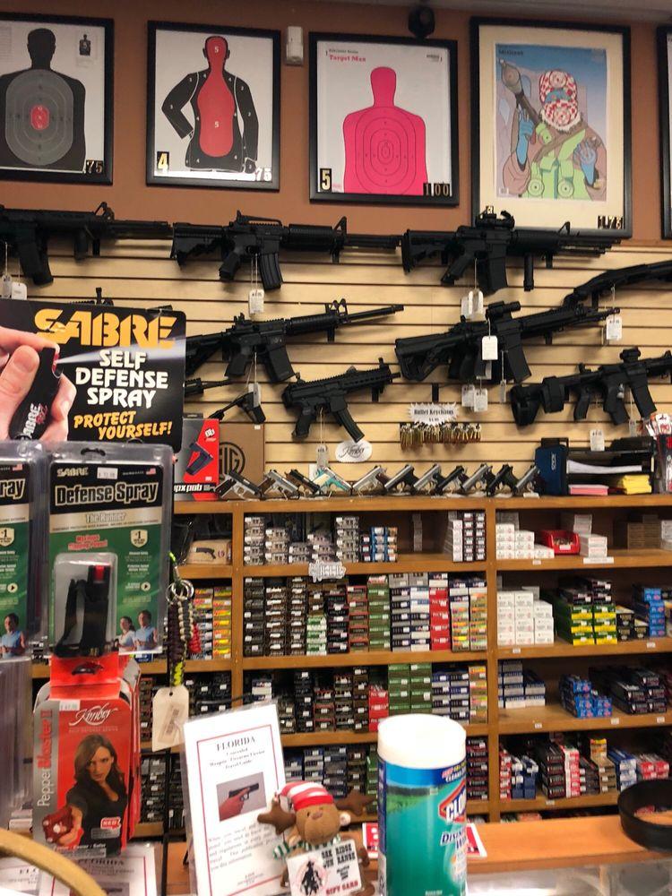 Oak Ridge Gun Range: 6160 S Orange Ave, Orlando, FL