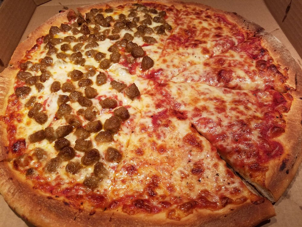 Food from Pizza Shoppe