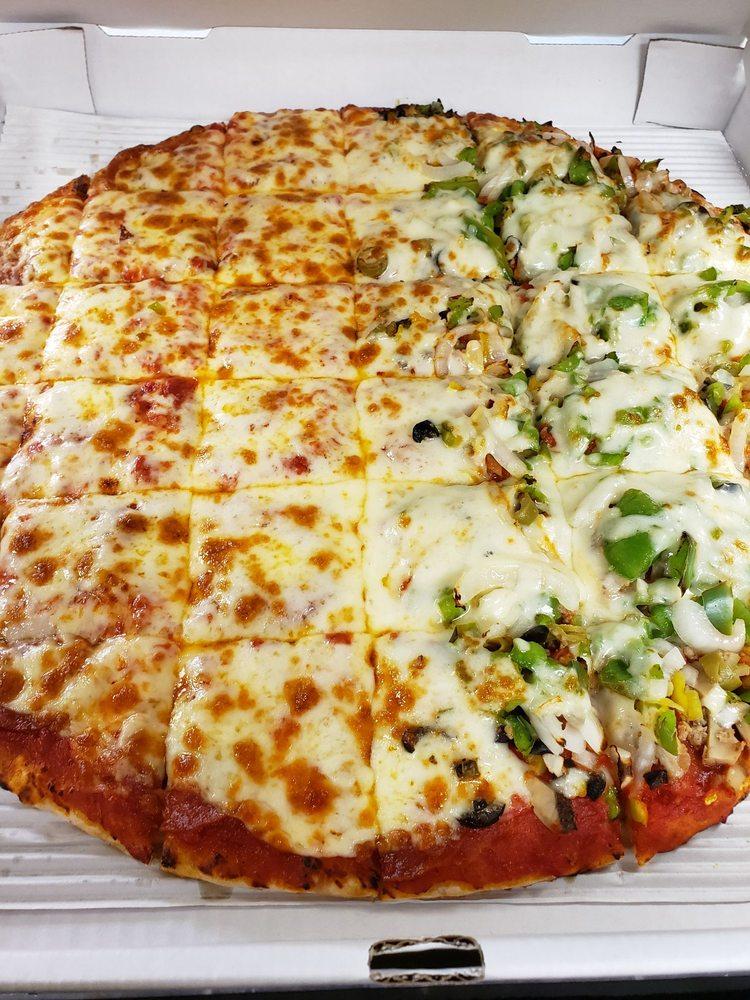 Purple Monkey Pizza: 23 Mound St, South Charleston, OH