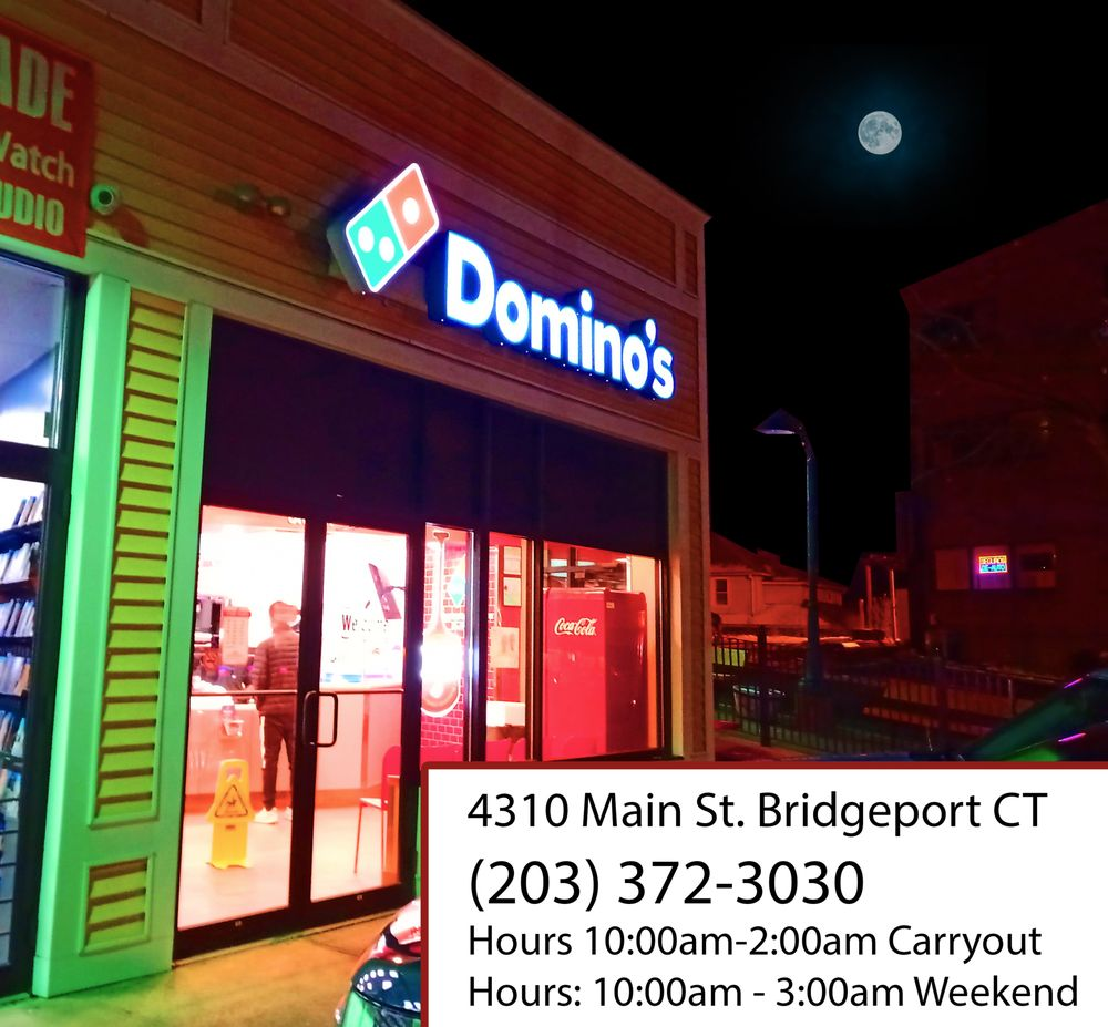Domino's Pizza Bridgeport