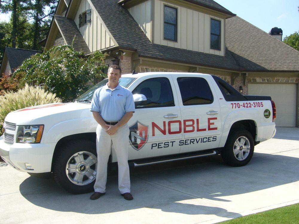 Noble Pest Services: 4246 South Main St, Acworth, GA