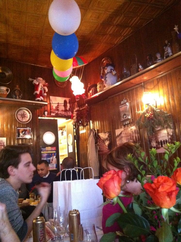 Restaurant do na 17 beitr ge franz sisch 149 rue saint dominique tour - Tour maubourg restaurant ...