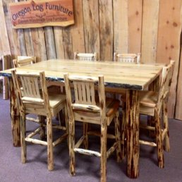 Attirant Photo Of Oregon Log Furniture   Damascus, OR, United States.  Www.oregonlogfurniture