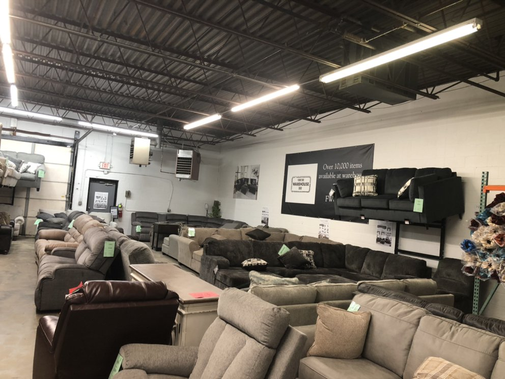 Furniture Warehouse Ohio: 7529 Tyler Blvd, Mentor, OH