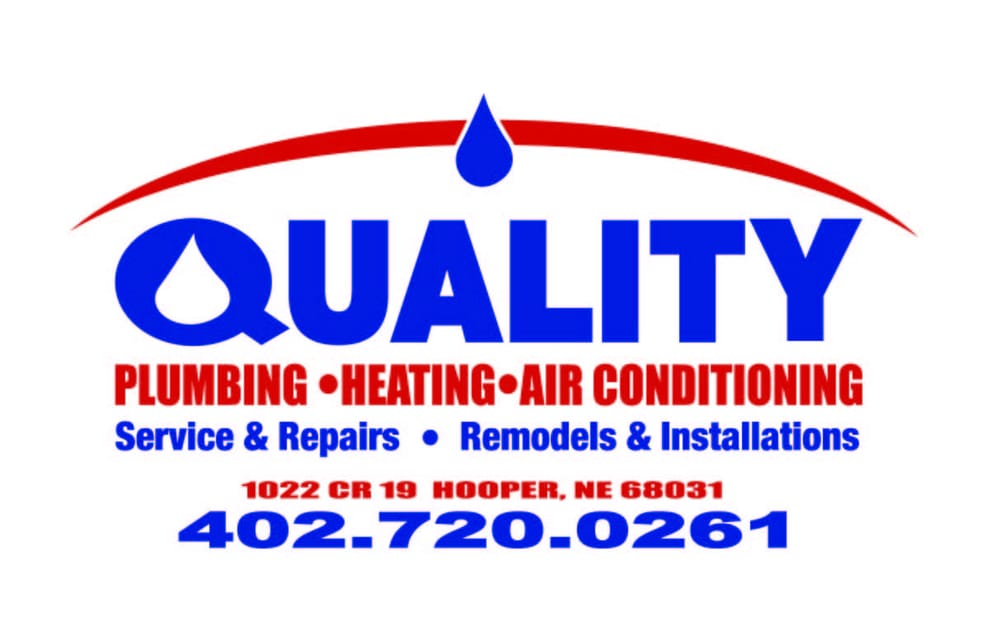 Quality Plumbing and Air: 1022 Cr 19, Hooper, NE