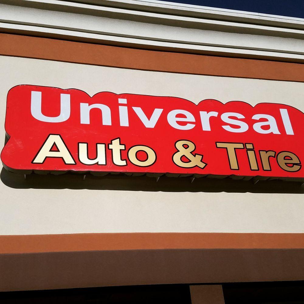 Universal Auto & Tire