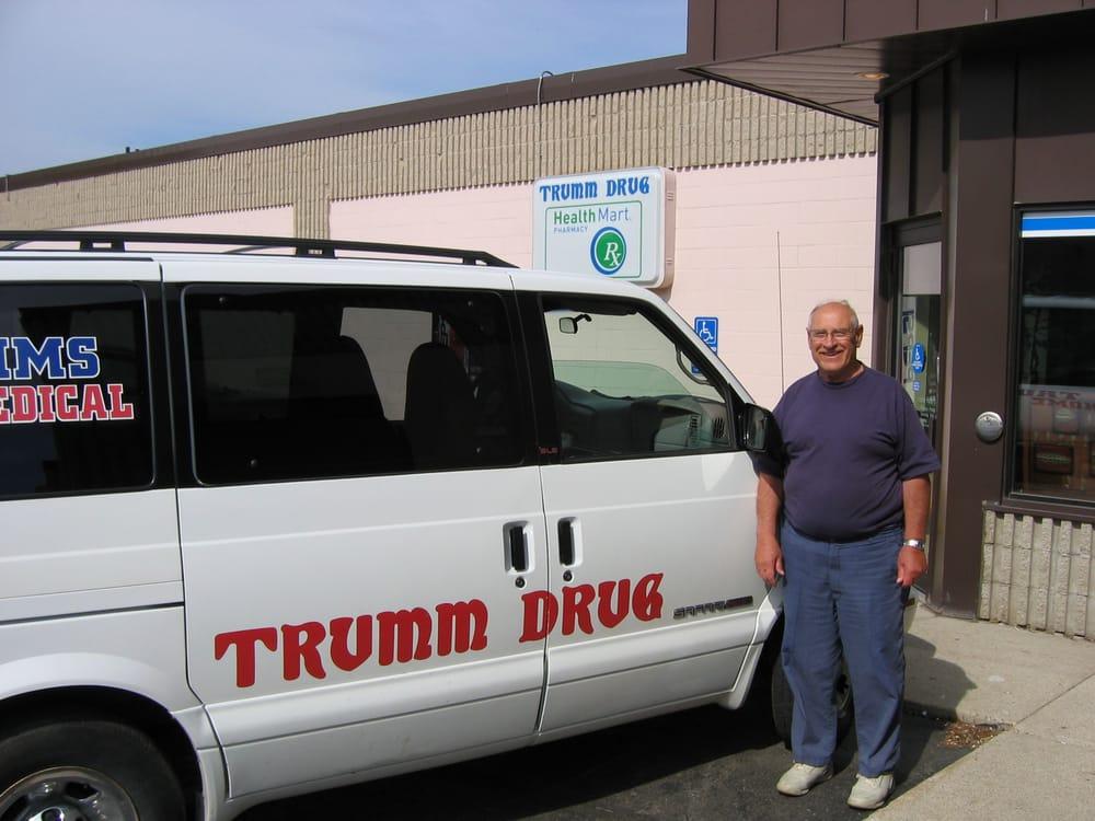 Trumm Drug Downtown: 600 Fillmore St, Alexandria, MN