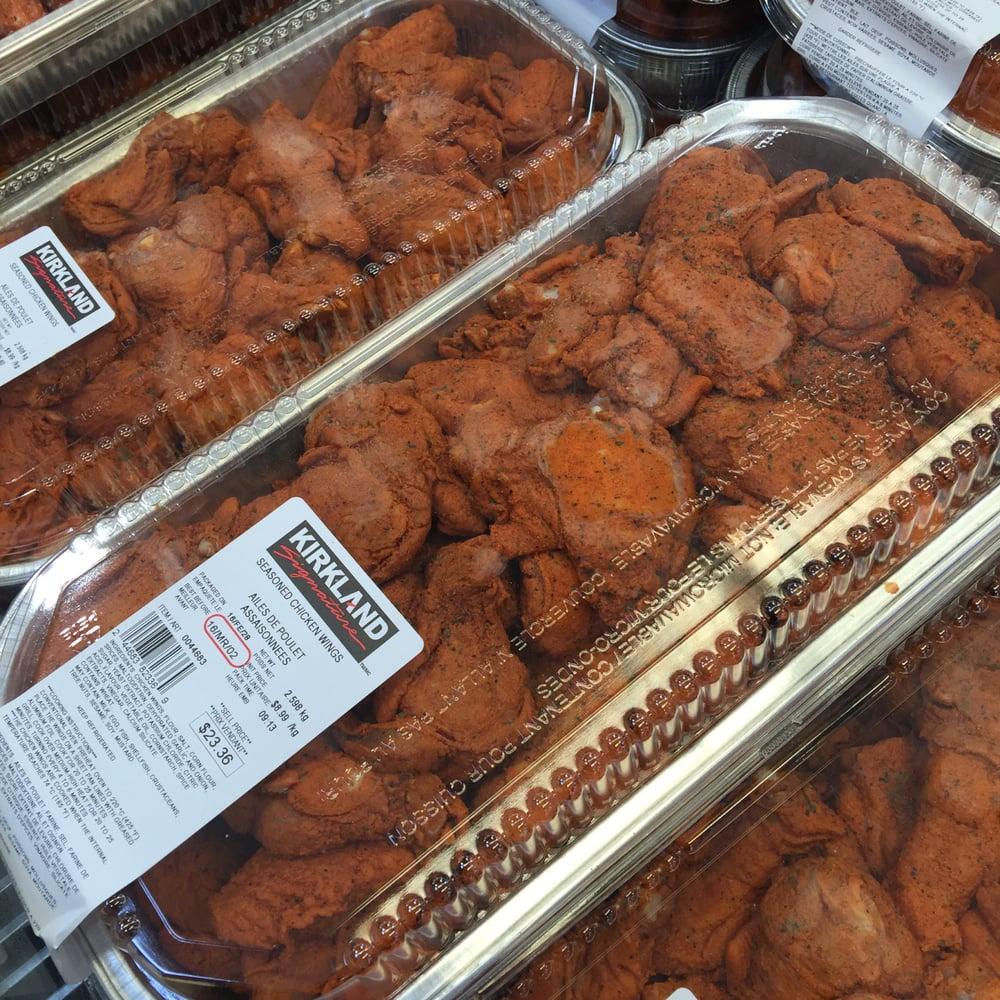 ventura99: Costco Seasoned Chicken Wings Nutrition