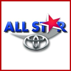 All Star Toyota Alexandria 101