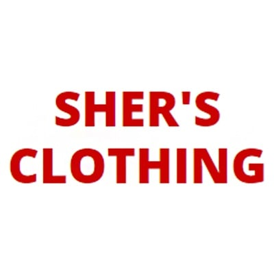 Sher's Clothing
