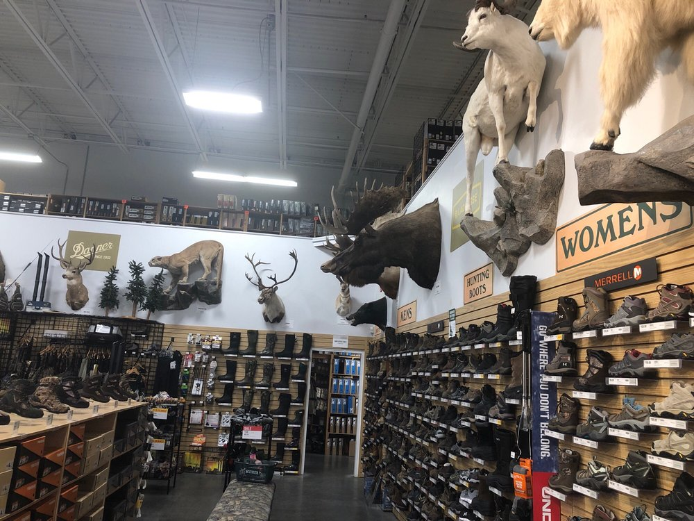 Sportsman's Warehouse: 2909 S 25th E, Idaho Falls, ID