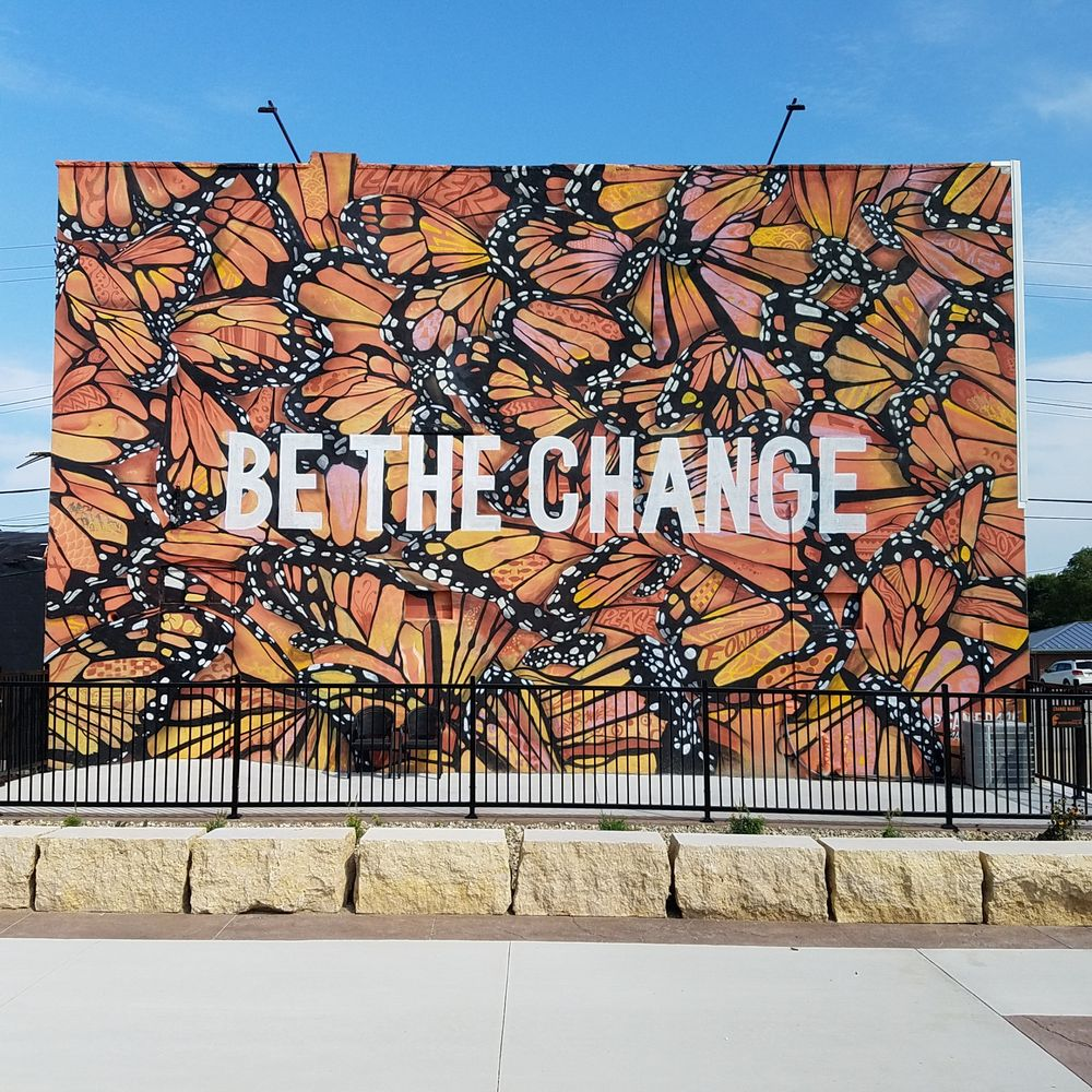 Be the Change: 106 N Adams Ave, Fowler, IN