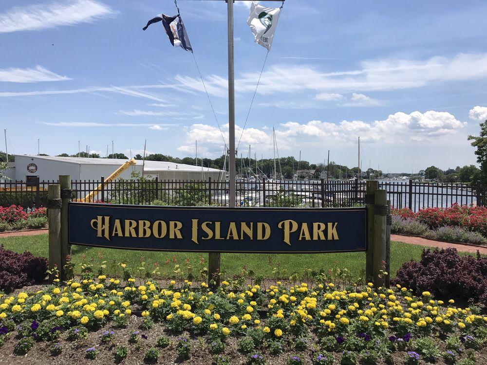 Harbor Island Park: 123 Mamaroneck Avenue, Mamaroneck, NY