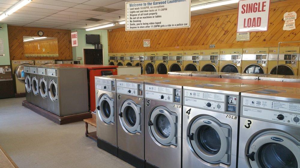 Garwood Laundromat: 92 North Ave, Garwood, NJ