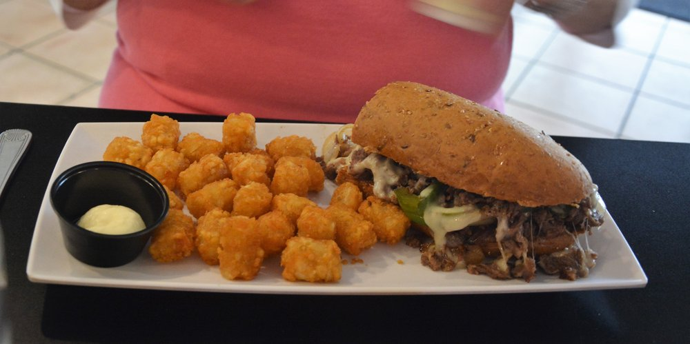 Latitudes Bar and Grill: 2495 S N Carolina Hwy 16, Denver, NC