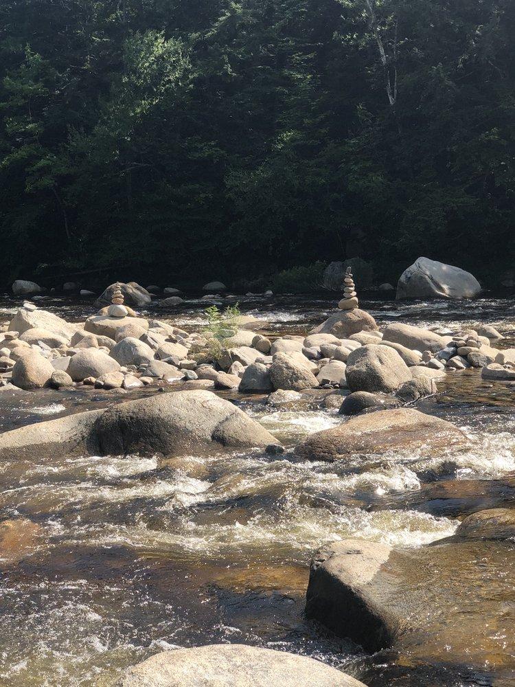 Covered Bridge Campground: Passaconaway Rd, Conway, NH