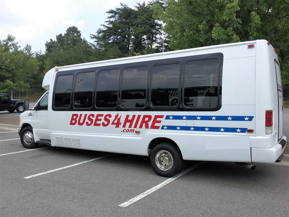 Bus4Hire: 44827 Old Ox Rd, Sterling, VA