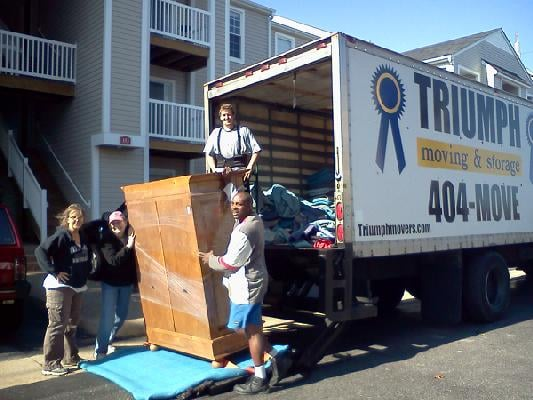Triumph Moving & Storage