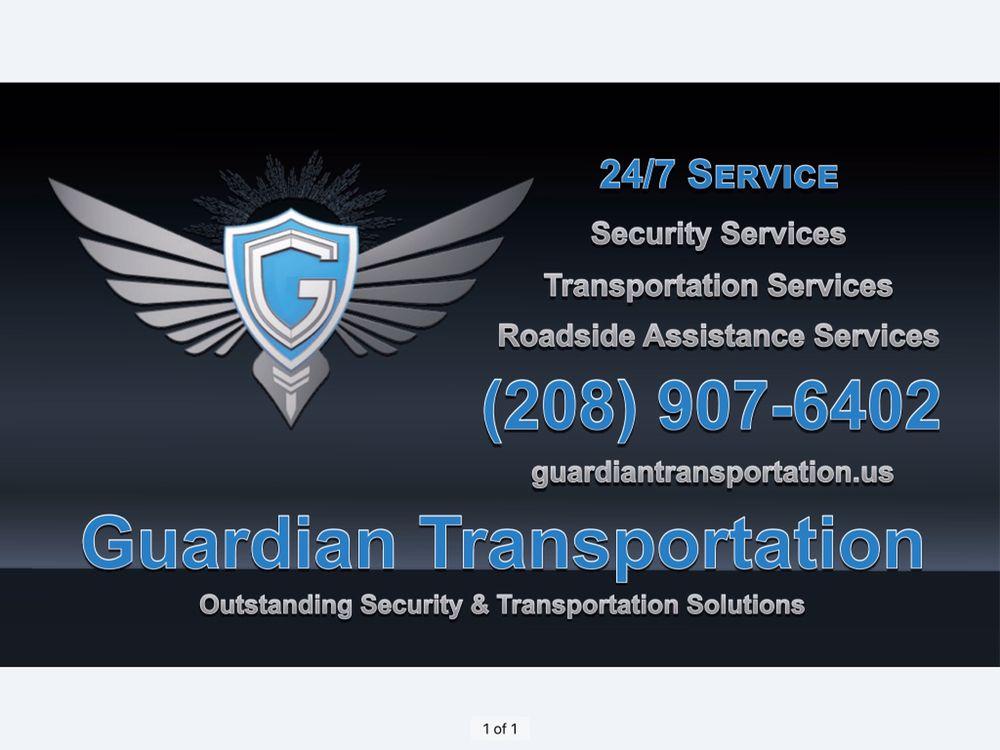 7B Taxi: Sandpoint, ID