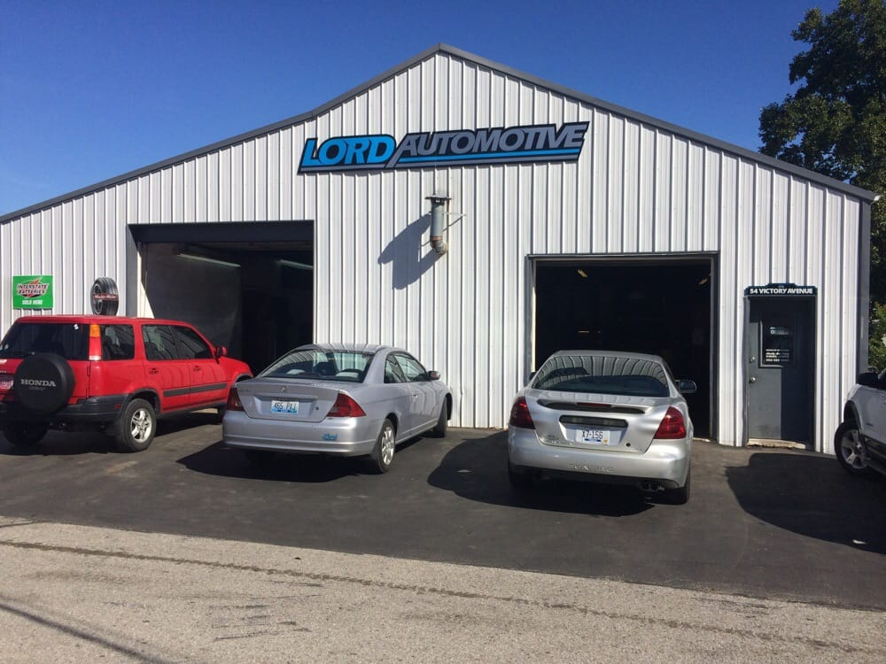 Lord Automotive: 54 Victory Ave, Bedford, KY