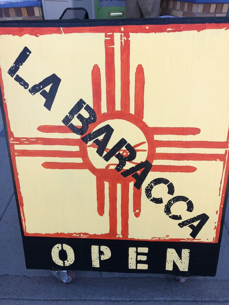 La Baracca: 304 S Pershing St, Truth or Consequences, NM