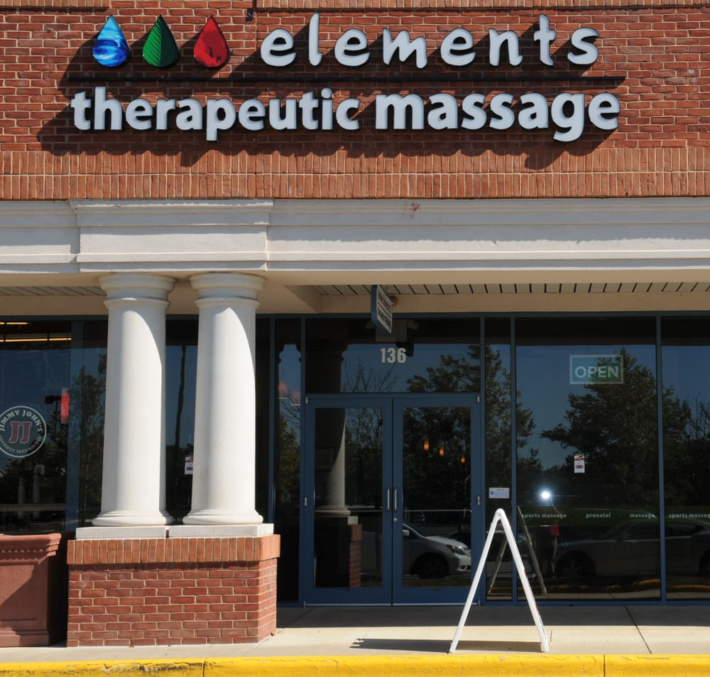 Elements Massage - Ashburn: 44110 Ashburn Shopping Plz, Ashburn, VA