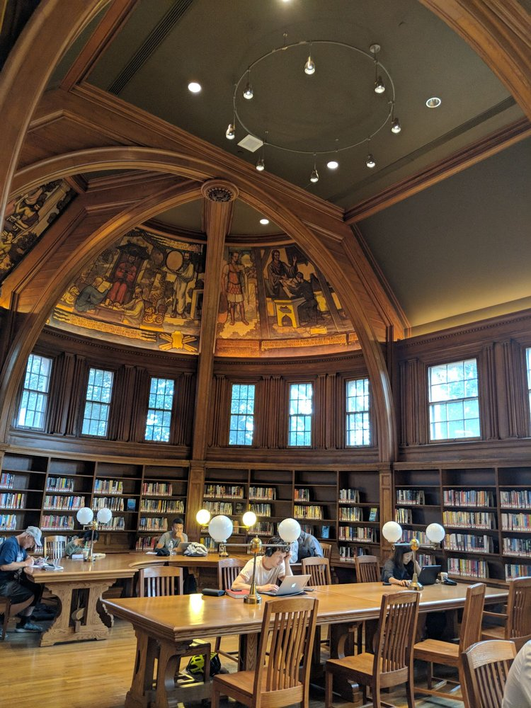Cambridge Public Library