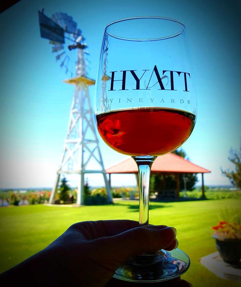 Hyatt Vineyards: 2020 Gilbert Rd, Zillah, WA