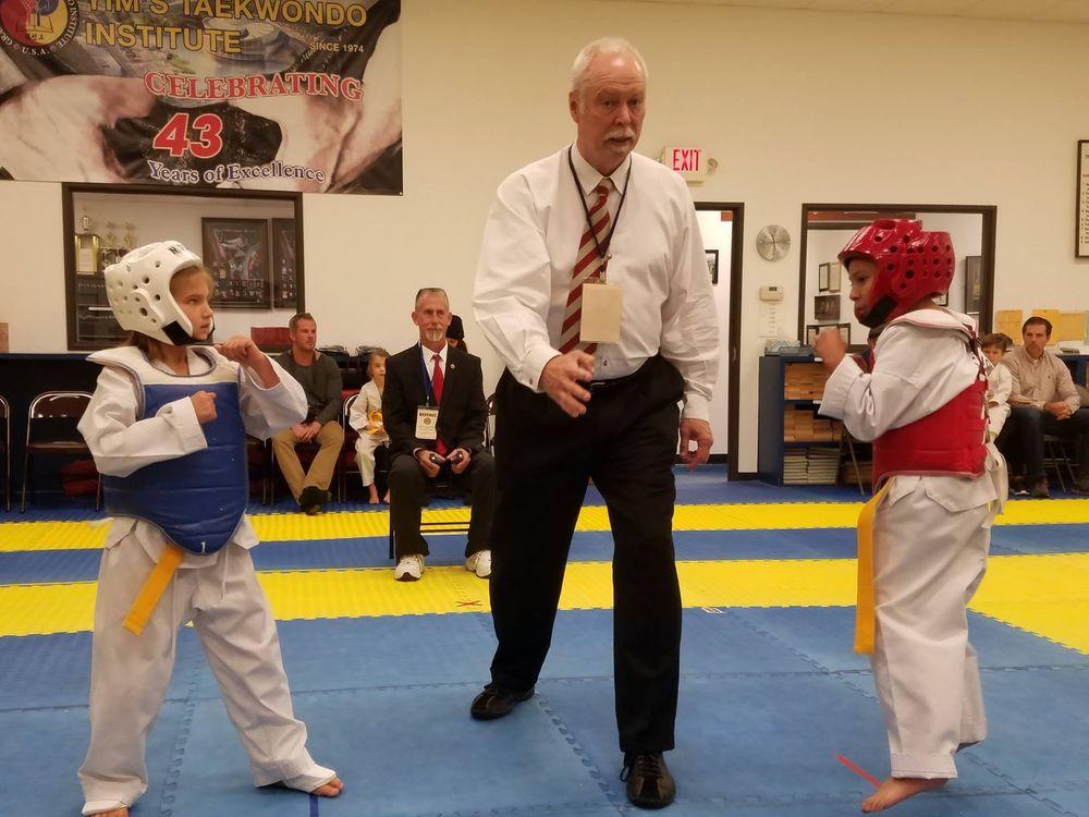Yim's Taekwondo Institute: 7136 Greenville Ave, Dallas, TX
