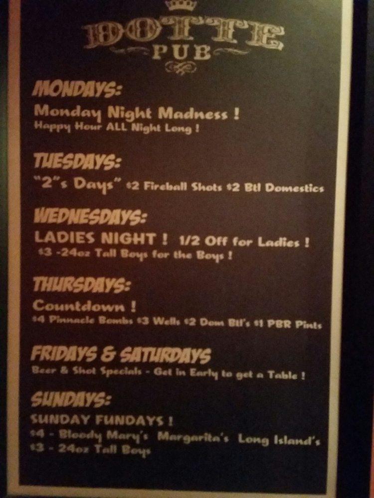 Dotte Pub: 116 Oak St, Wyandotte, MI