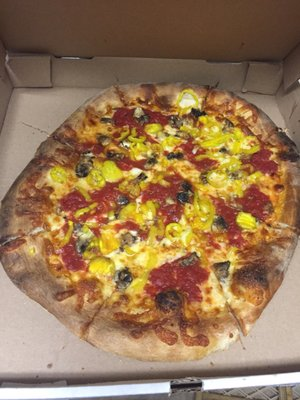 Uncle Koko's Wood Fired Pizzaria - 742 Rostraver Rd, Belle Vernon