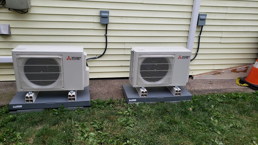 Ray Litwin's Heating & Air Conditioning: 2330 B Edgely Rd, Levittown, PA