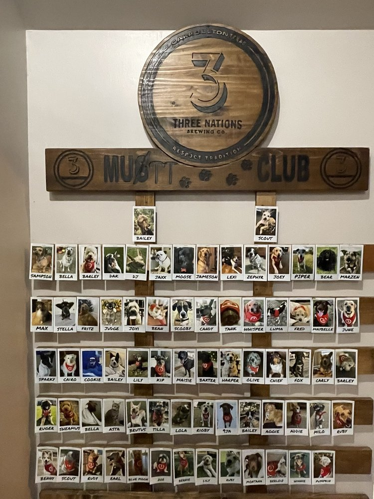 3 Nations Brewing: 1033 E Vandergriff Dr, Carrollton, TX
