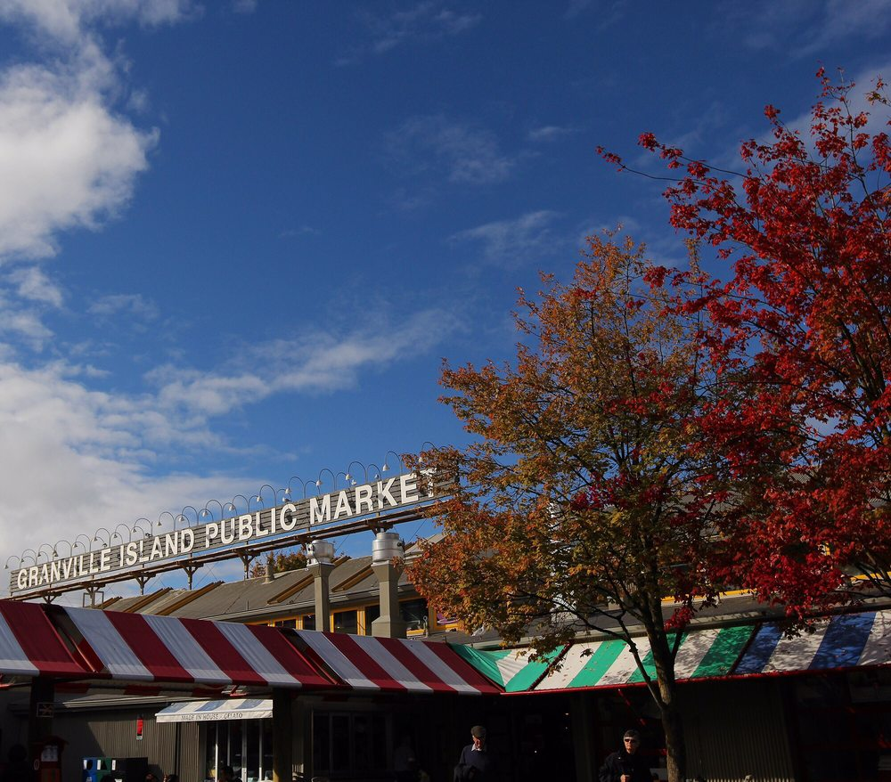 Granville Island Market To Bc Place