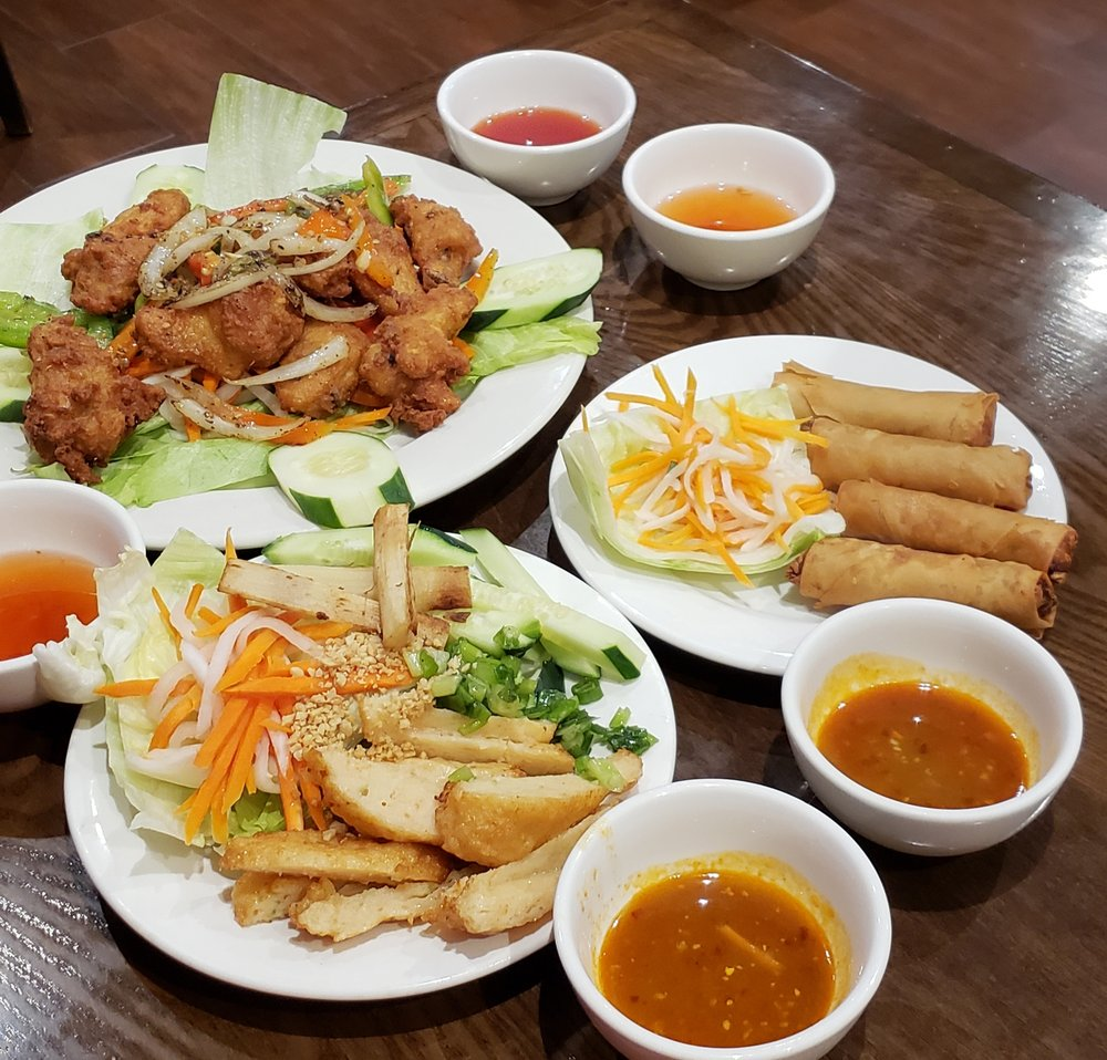 Food from Thai Son