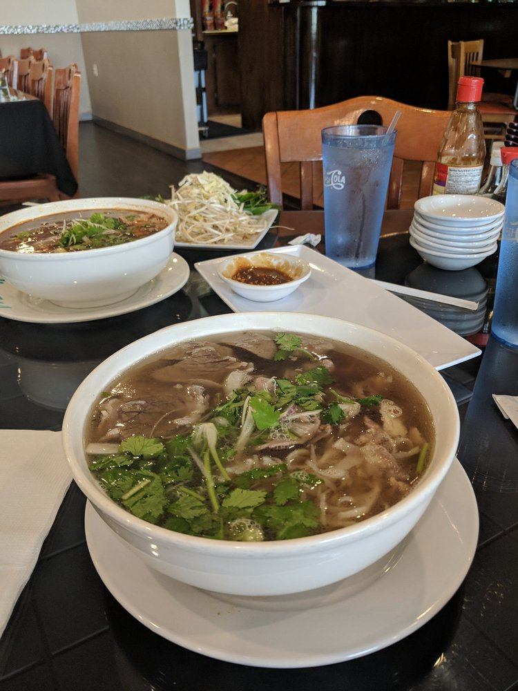 Food from Pho 99