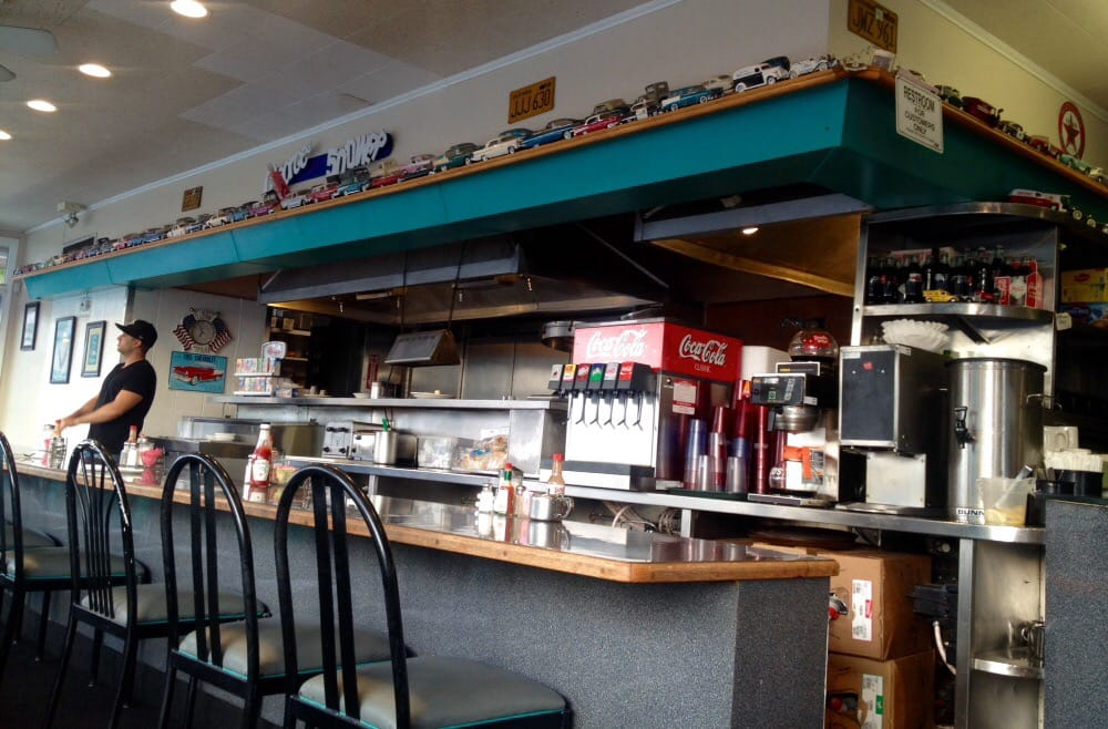George S  S Diner Long Beach Ca