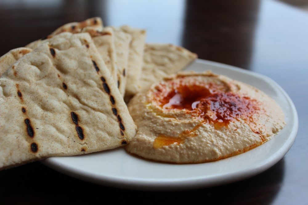 Olive Pit Mediterranean Grill - Downtown Brea: 240 S Brea Blvd, Brea, CA