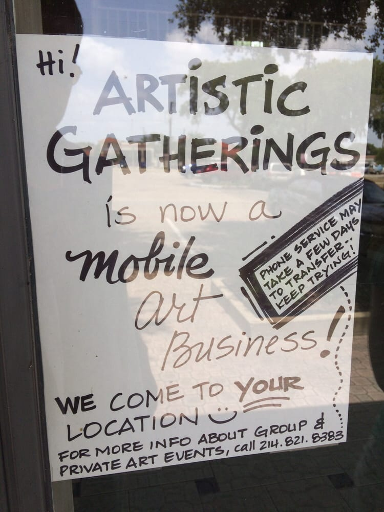 Artistic Gatherings