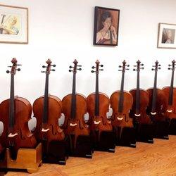 Gailes Violin Shop - 11 Reviews - Musical Instruments