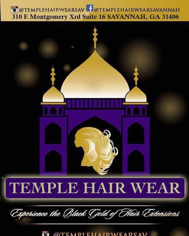 Temple Hair Wear Of Savannah Is The Store Of Its Kind The Savannah
