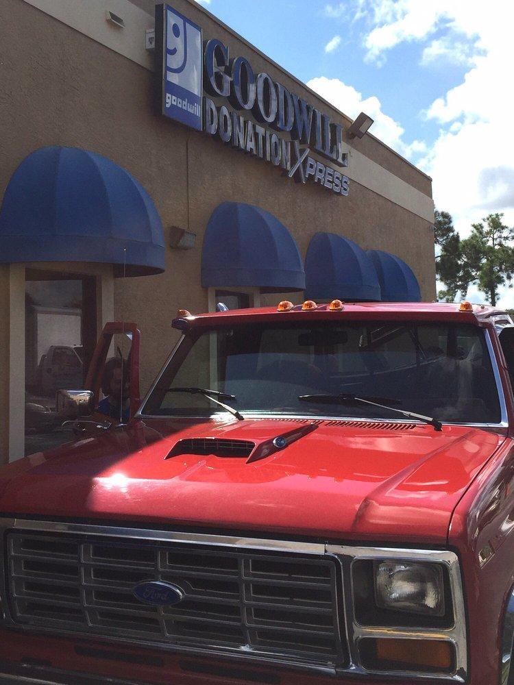 Goodwill Donation Xpress: 7613 Della Dr, Orlando, FL