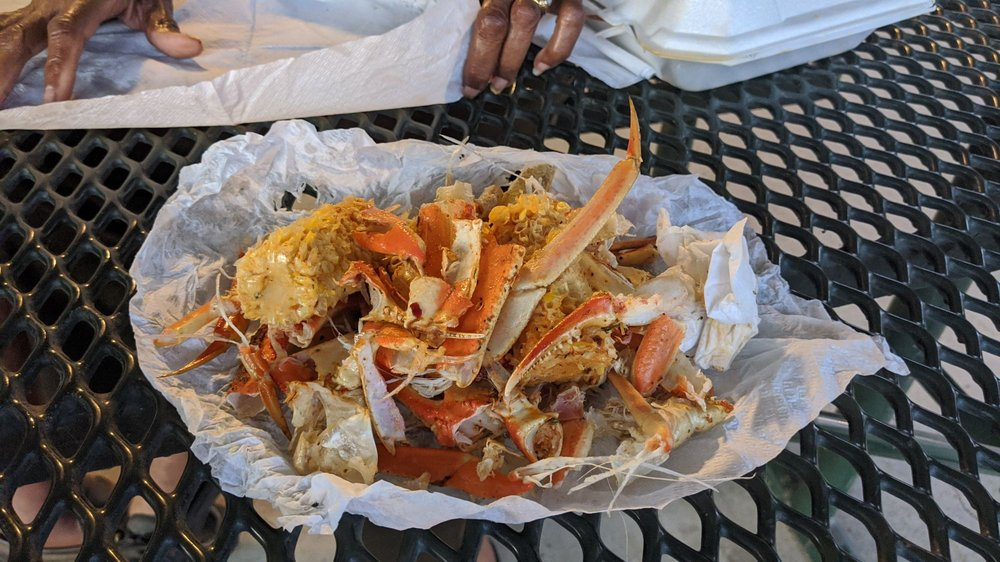 Krab Kingz Seafood: 5250 N Tarrant Pkwy, Fort Worth, TX