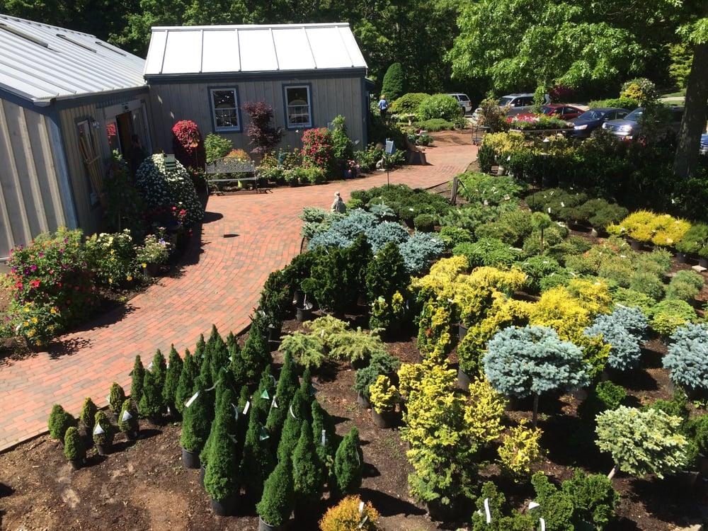 Crocker Nurseries: 1132 Long Pond Rd, Brewster, MA