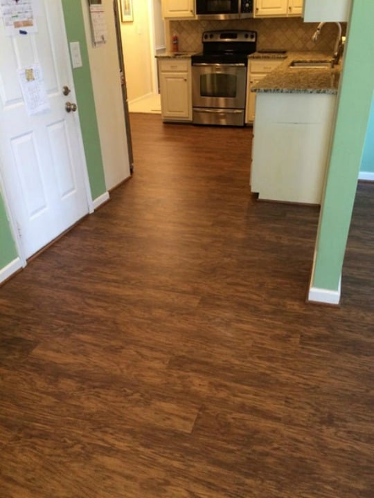 Vinyl Plank Flooring Kid Amp Pet Friendly Yelp