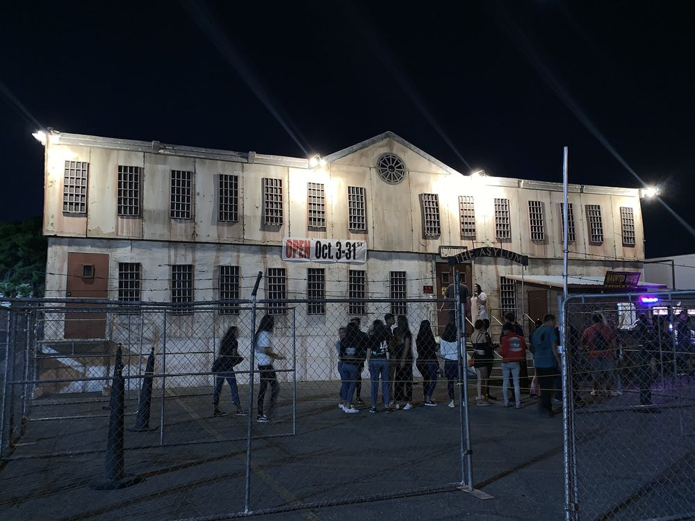 Asylum and Hotel Fear Haunted House