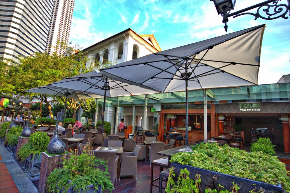 Giardino Pizza Bar & Grill Singapore